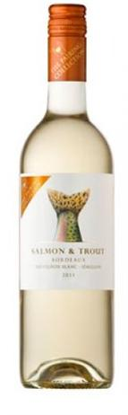 The Pairing Collection Salmon & Trout Bordeaux Blanc
